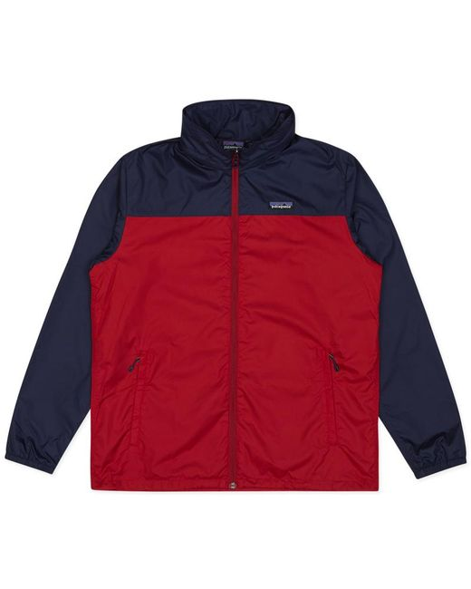 Patagonia - Blue Light & Variable Jacket for Men - Lyst