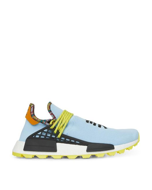 e50721a3487 Adidas Originals - Blue Solar Hu Nmd Sneakers for Men - Lyst ...