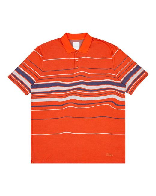 Martine Rose - Multicolor Ego Polo Shirt for Men - Lyst