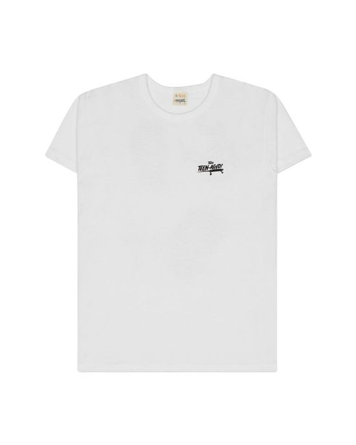 THEE TEEN-AGED! - White Union T-shirt for Men - Lyst