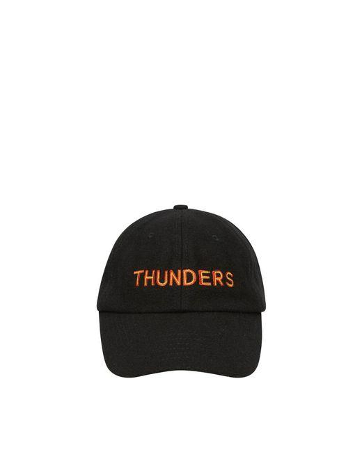 THUNDERS - Thunder Cap Black for Men - Lyst