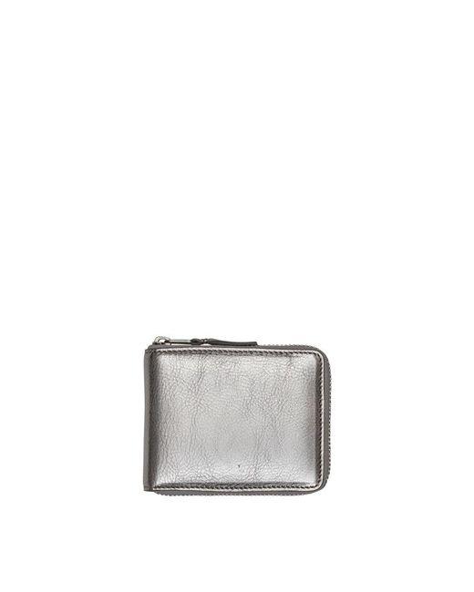 Comme des Garçons - Gray Gold Line Sa7100 Wallet - Lyst