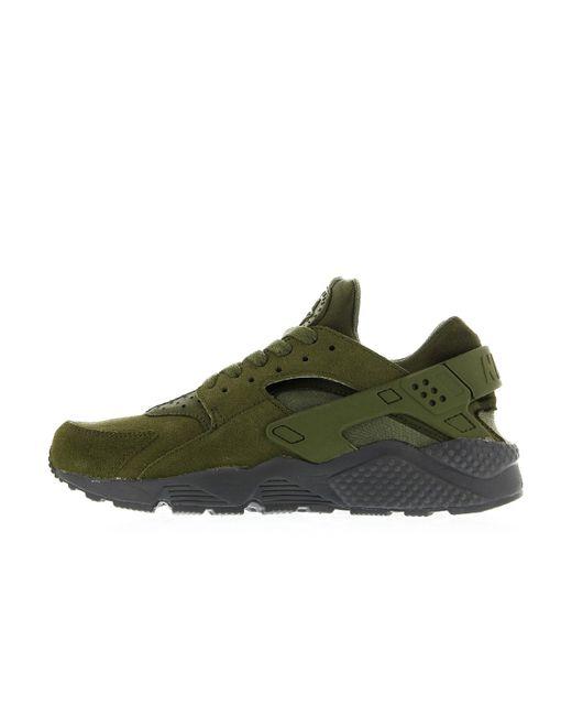 Nike | Green Air Huarache Run Se for Men | Lyst