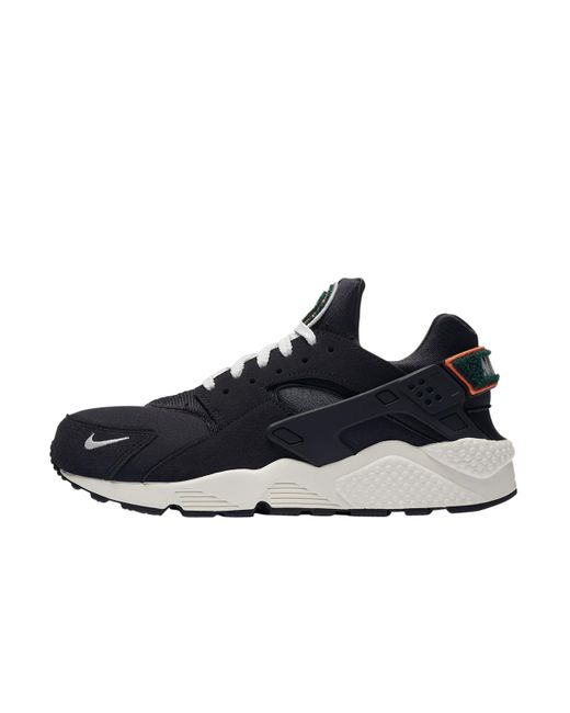 d2a9d0545b63b Nike - Blue Air Huarache Run Premium for Men - Lyst ...