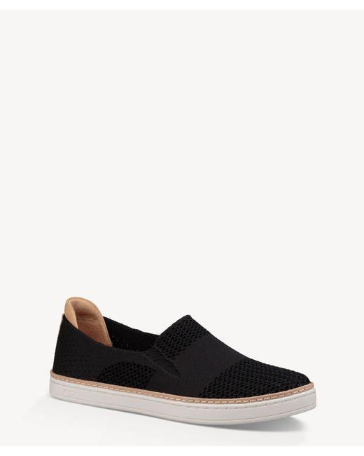 Ugg - Black Sammy Slip-on Sneaker - Lyst
