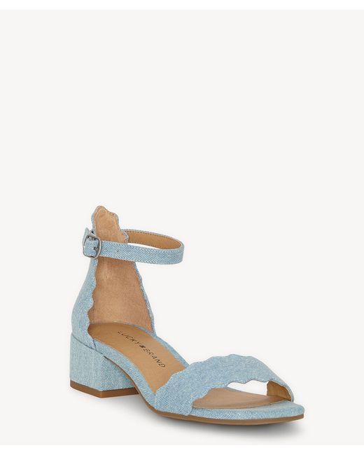 Lucky Brand Norreys Block Heel Sandal GYk3Ub