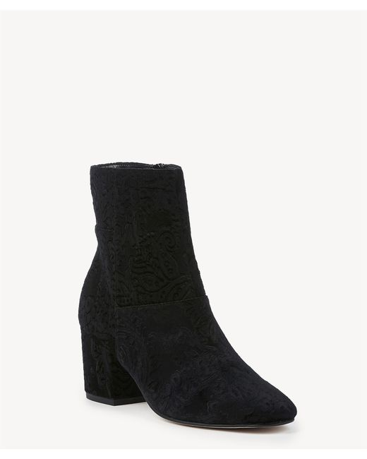 Sole Society - Black Dinah Ankle Bootie - Lyst
