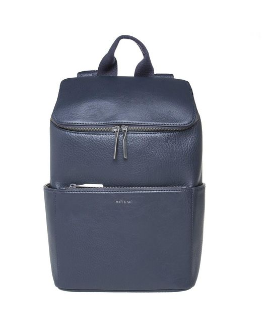 Matt & Nat - Blue Brave Backpack - Lyst