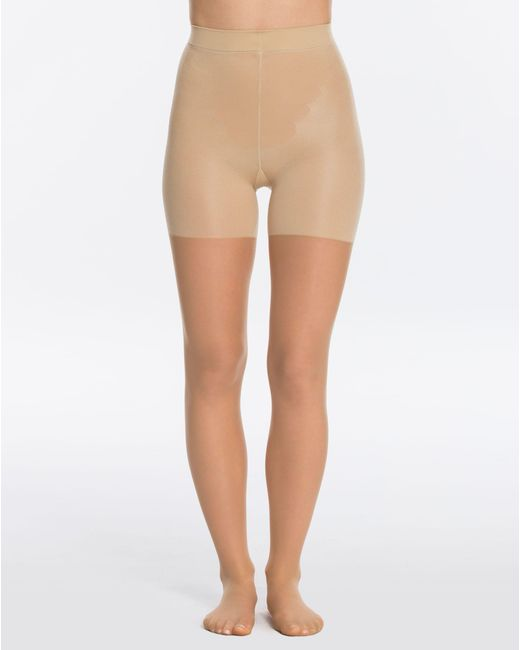 Spanx | Natural Leg Support Sheers (plus) | Lyst
