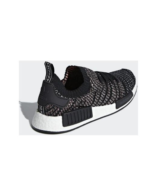 0ccf8673a0dd74 ... Lyst Adidas - Nmdr1 Stlt Pk Men s Shoes (trainers) In Black for Men ...