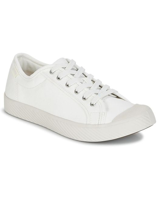 Palladium - Pallaphoenix Og Cvs Men's Shoes (trainers) In White for Men - Lyst