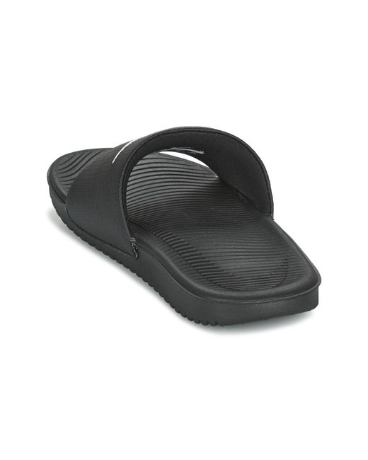6007c6fc9663 Nike Kawa Shower Slide Women s In Black in Black for Men - Save 47 ...