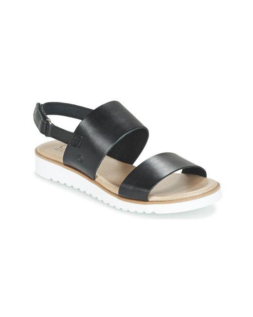 Casual Attitude | Gibi Women's Sandals In Black | Lyst