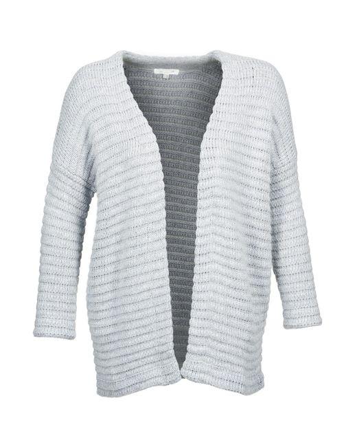 See U Soon   Gray Desbons Women's Cardigans In Grey   Lyst