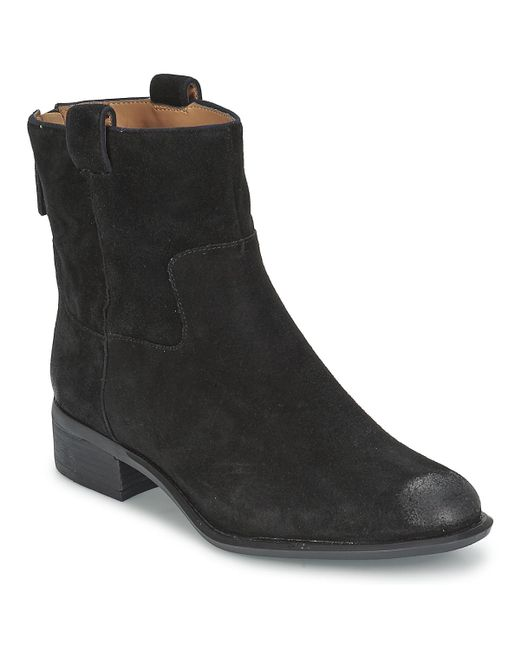 Nine West   Jareth Women's Mid Boots In Black   Lyst