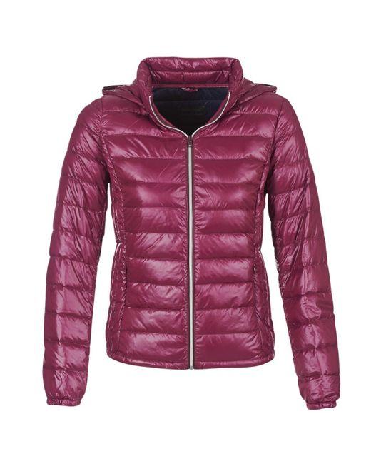 Benetton - Red Modat Jacket - Lyst