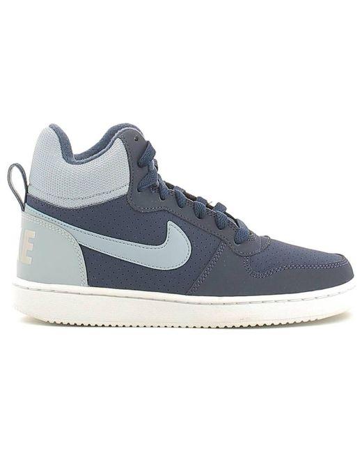 Nike | 844906 Sport Shoes Women Women's Trainers In Blue | Lyst