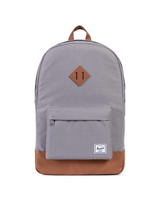 Herschel Supply Co. - Gray Heritage Backpack - Lyst