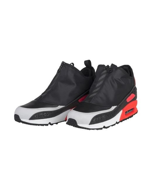 4368d46840f Nike Air Max 90 Utility Men s Shoes (trainers) In Red in Red for Men ...