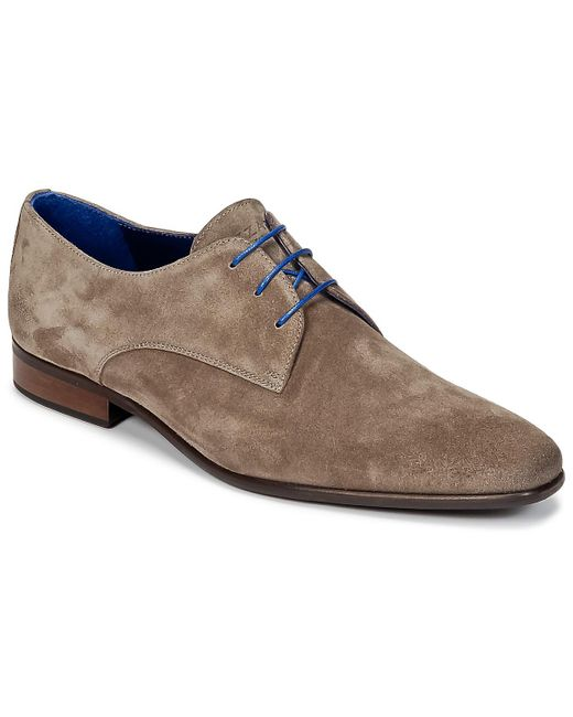 Azzaro   Josso Men's Casual Shoes In Brown for Men   Lyst