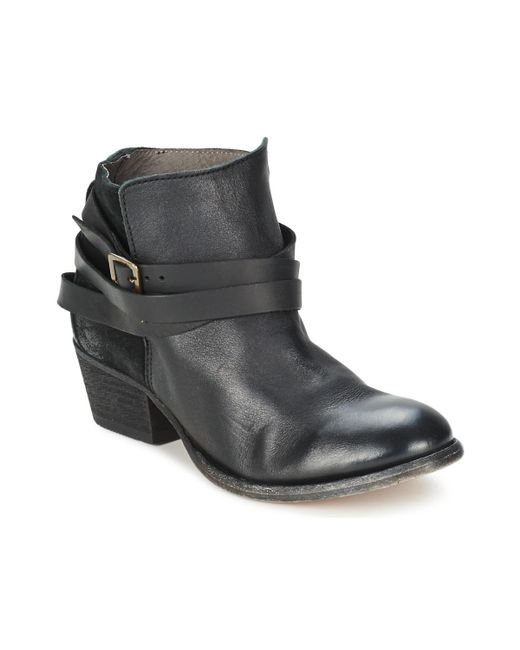 Hudson | Horrigan Women's Low Ankle Boots In Black | Lyst