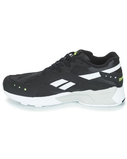 Reebok Aztrek Shoes (trainers) in Black for Men - Save 19% - Lyst a1155d87c