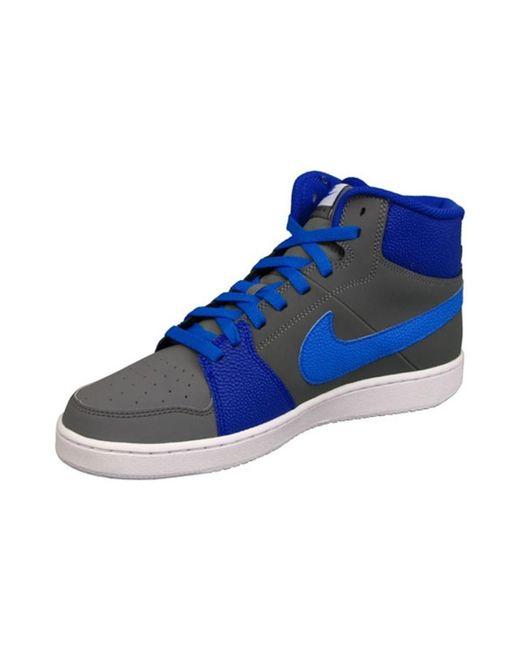 Nike | Backboard Ii Mid Men's Shoes (high-top Trainers) In Blue for Men | Lyst
