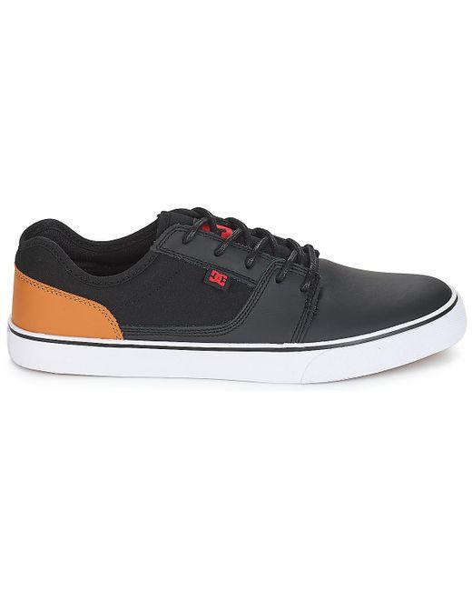 hommes TONIK Shoes BC1 Lyst SE M pour Noir DC SHOE en Chaussures Rq43AL5j