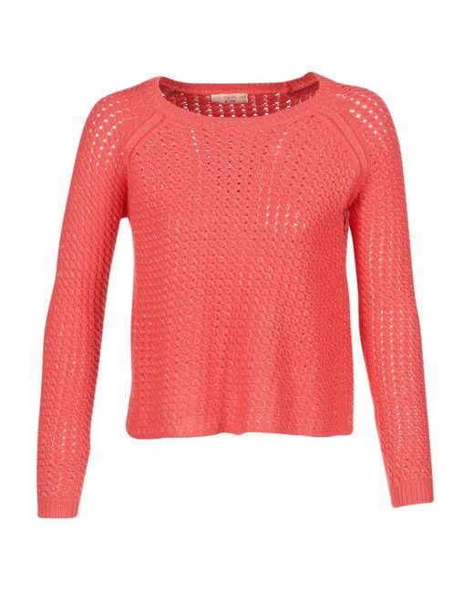 Moony Mood - Garol Women's Sweater In Red - Lyst