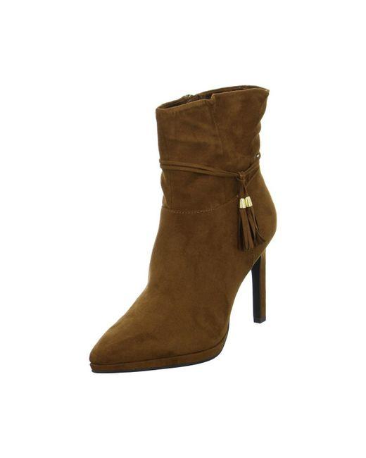 Tamaris | Aviva Women's Boots In Brown | Lyst