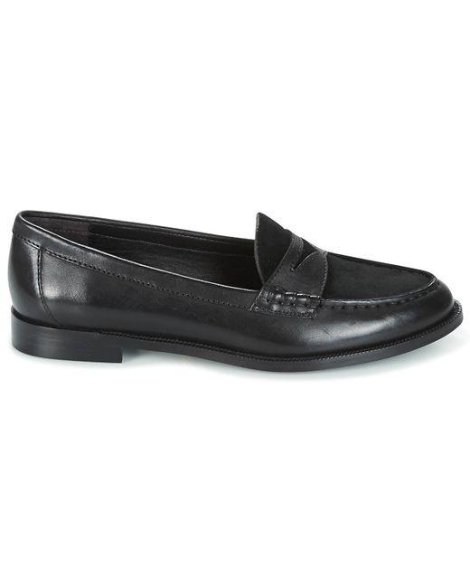 5b26a238542 ... Lauren by Ralph Lauren - Barrett Women s Loafers   Casual Shoes In  Black ...