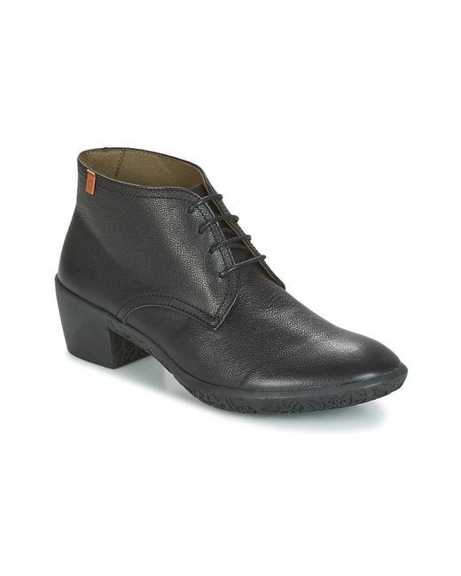 El Naturalista ALHAMBRA women's Low Ankle Boots in Geniue Stockist Online 100% Original Cheap Online qnZHk69fQ