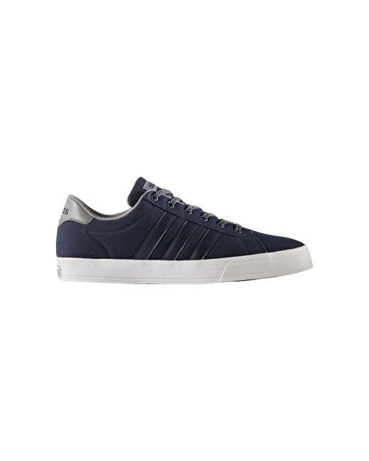 adidas al giorno b74310 scarpe da uomo (formatori) in blu in blu per gli uomini.
