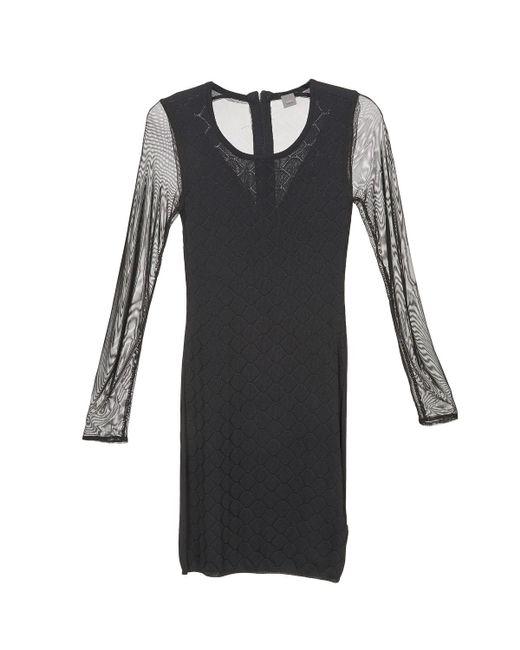 Y.A.S - Elaine Women's Dress In Black - Lyst