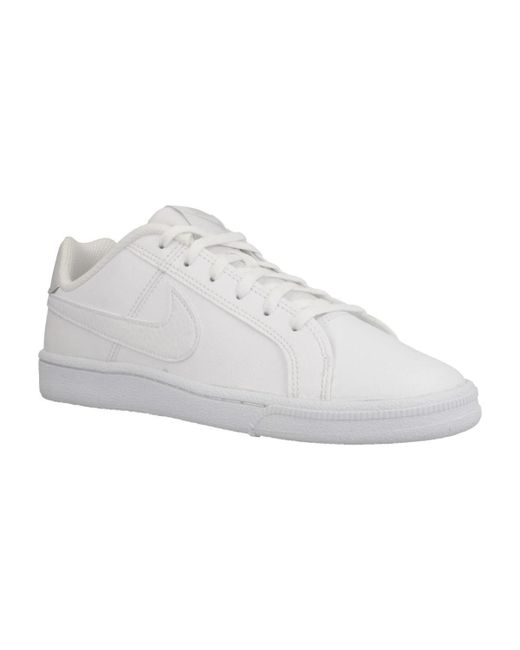 63452b06618 Nike Court Royale (gs) Sp19 Women s Shoes (trainers) In White in ...