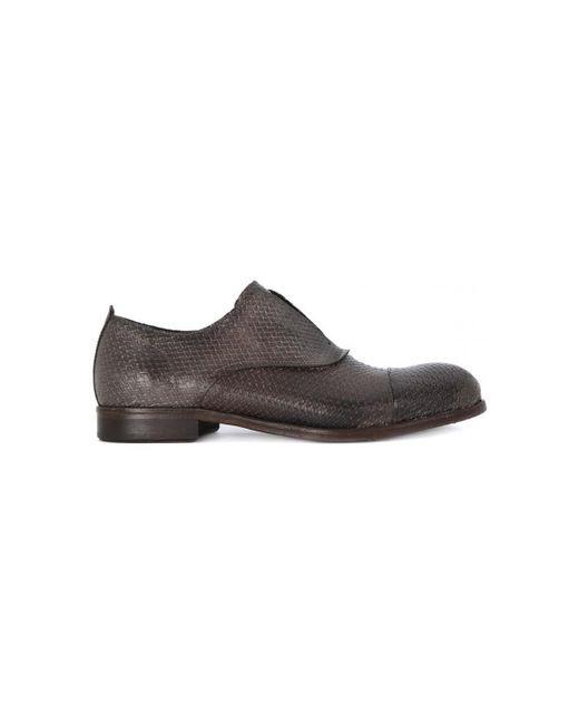 Pawelk's   Brown Pawelks Tuffato Fango Men's Smart / Formal Shoes In Multicolour for Men   Lyst
