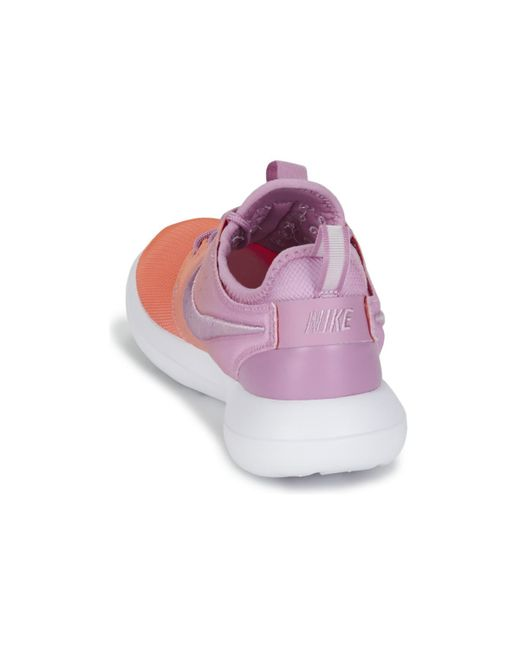 hot sale online 455e5 4892c ... Lyst Nike - Roshe Two Br W Women s Shoes (trainers) In Purple ...