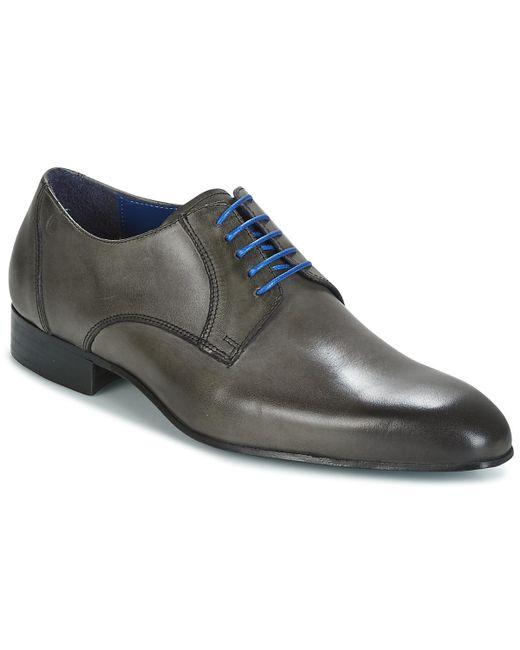 Carlington - Gray Emrone Men's Casual Shoes In Grey for Men - Lyst