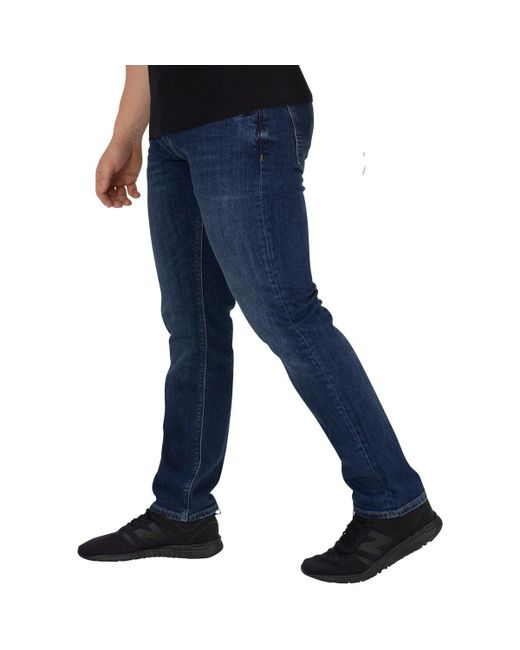 Blue 2 Jeans CORE MERCER REGULAR JEAN Tommy Hilfiger, Mens
