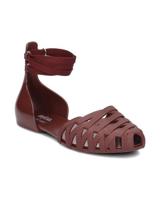 Melissa - Multicolor Jean Sandal Jason Wu Women's Sandals In Multicolour - Lyst
