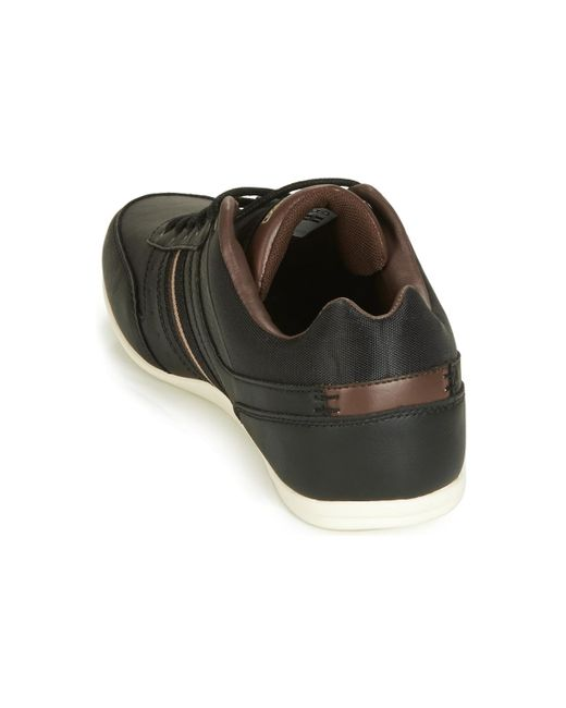06a0dbc6286 Kappa Whoole Men's Shoes (trainers) In Black in Black for Men - Save ...