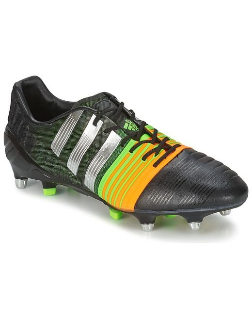 info for 085d6 2c50c ... new style adidas nitrocharge 1.0 sg mens football boots in black for  men 1f8af fbb01