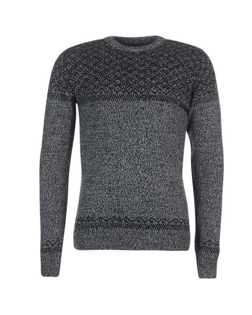Casual Attitude - Gray Helange Men's Sweater In Grey for Men - Lyst