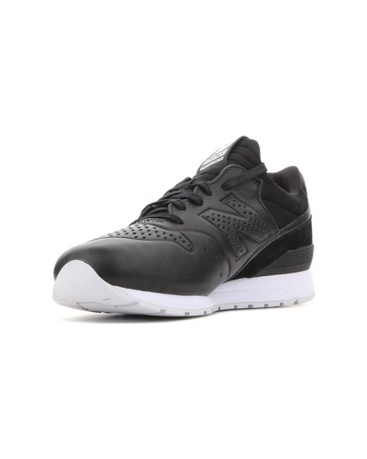 2018 shoes top design top brands New Balance Mrl996d8 Men's Shoes (trainers) In Black for Men ...