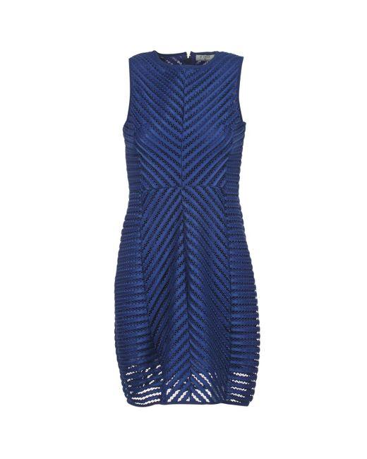 Betty London - Fagelle Women's Dress In Blue - Lyst