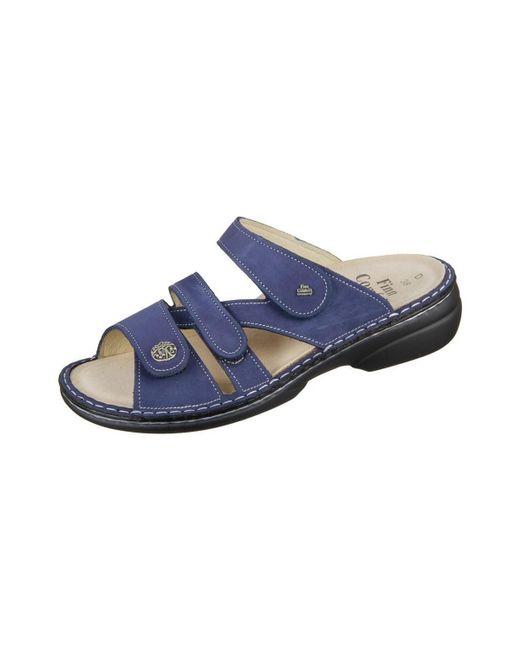 Finn Comfort - Blue Ventura S Atoll Women's Mules / Casual Shoes In Multicolour - Lyst