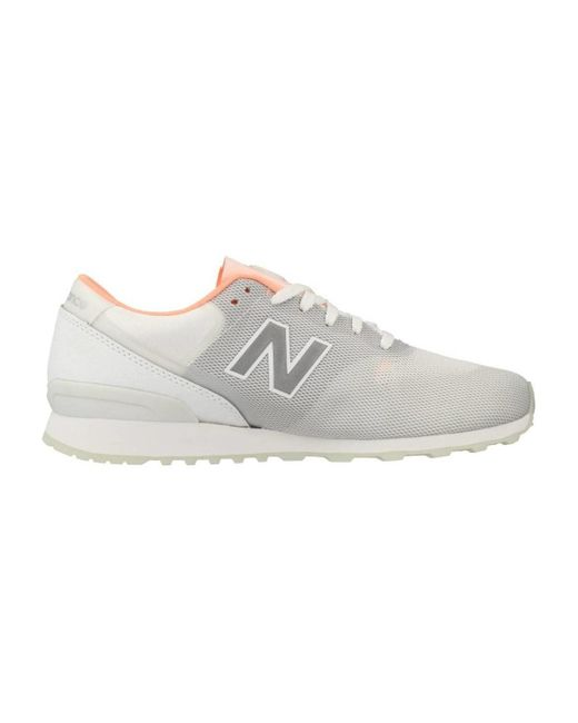cute cheap coupon code discount Chaussures pour femme New Balance wl840 WF White Chaussures ...