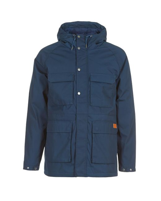 Volcom - Blue Renton Winter Parka Parka for Men - Lyst
