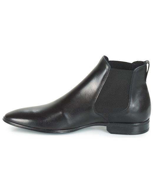 in Mid In Black Carlington Men for Black Men's Lyst Boots Jevita HwYxEqTf