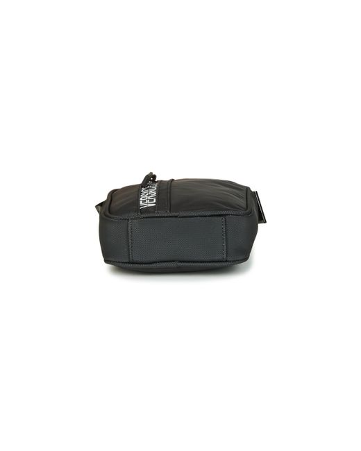3702a5ec59 ... Versace Jeans - Black Chosa Pouch for Men - Lyst ...